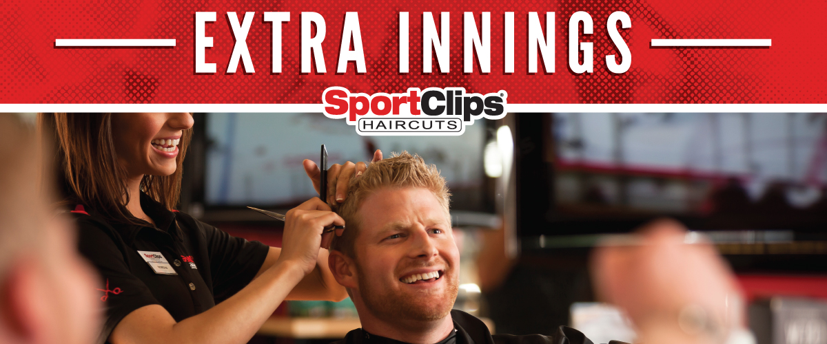 The Sport Clips Haircuts of Estero - Coconut Point Extra Innings Offerings