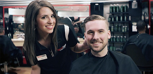 Sport Clips Haircuts of Estero - Coconut Point​ stylist hair cut
